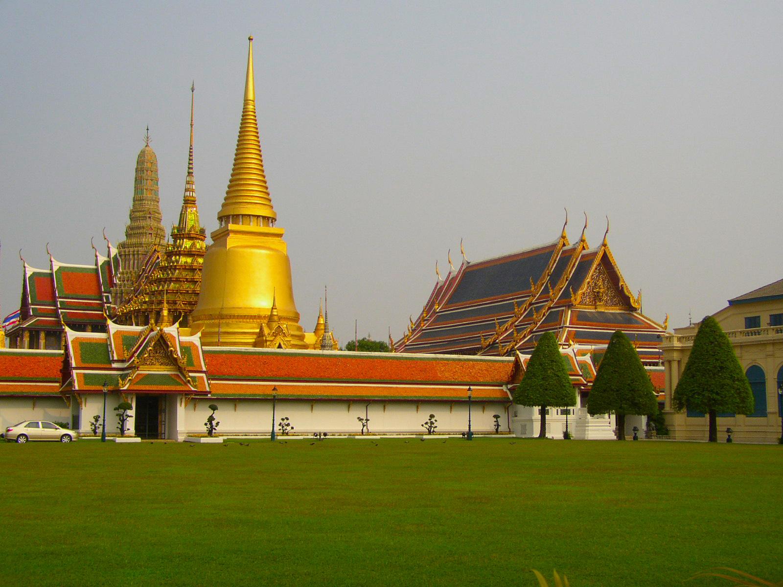 タイ 正式 名称 タイの首都バンコクの正式名称は凄く長い
